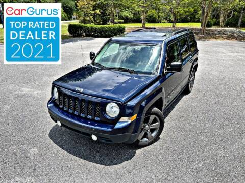 2015 Jeep Patriot for sale at Brothers Auto Sales of Conway in Conway SC