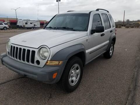 2005 Jeep Liberty for sale at The Car Guy in Glendale CO