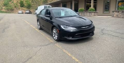 2015 Chrysler 200 for sale at WENTZ AUTO SALES in Lehighton PA