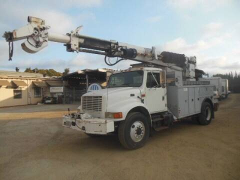 1995 International 4900 for sale at Royal Motor in San Leandro CA
