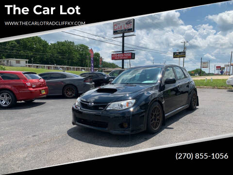 2012 Subaru Impreza for sale at The Car Lot in Radcliff KY