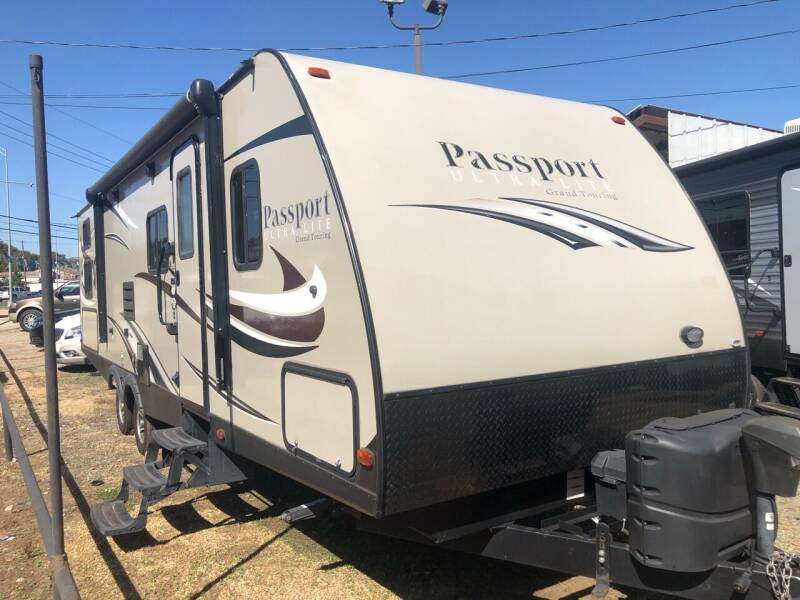 2017 FOR SALE!! 2017 Passport Ultra-Lite 2920 BH for sale at S & R RV Sales & Rentals, LLC in Marshall TX
