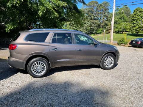 2012 Buick Enclave for sale at Mad Motors LLC in Gainesville GA