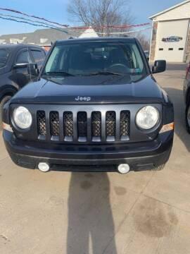 2014 Jeep Patriot for sale at Bizzarro's Championship Auto Row in Erie PA