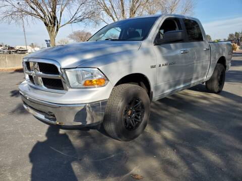 2012 RAM Ram Pickup 1500 for sale at Matador Motors in Sacramento CA