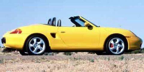 2001 Porsche Boxster for sale at Karplus Warehouse in Pacoima CA