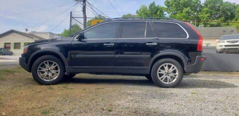2004 Volvo XC90 for sale at On The Road Again Auto Sales in Doraville GA