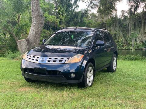 2004 Nissan Murano for sale at Bargain Auto Mart Inc. in Kenneth City FL