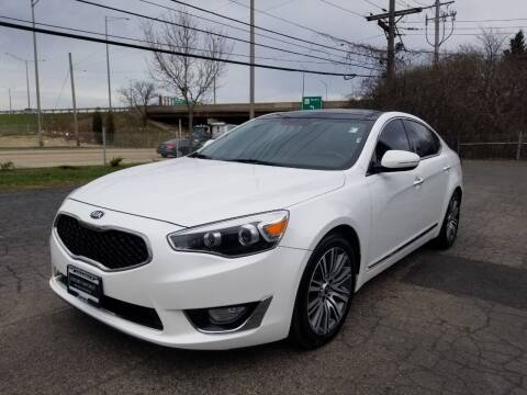 2014 Kia Cadenza for sale at Luxury Imports Auto Sales and Service in Rolling Meadows IL