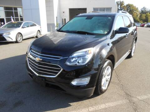 2017 Chevrolet Equinox for sale at Auto America in Monroe NC