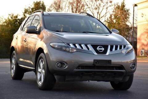 2010 Nissan Murano for sale at Wheel Deal Auto Sales LLC in Norfolk VA