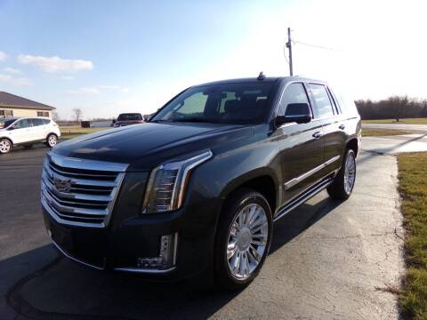 2020 Cadillac Escalade for sale at Westpark Auto in Lagrange IN