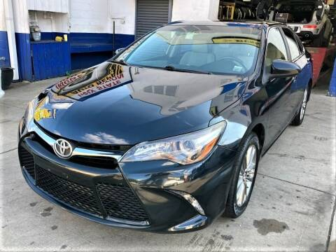 2016 Toyota Camry for sale at US Auto Network in Staten Island NY