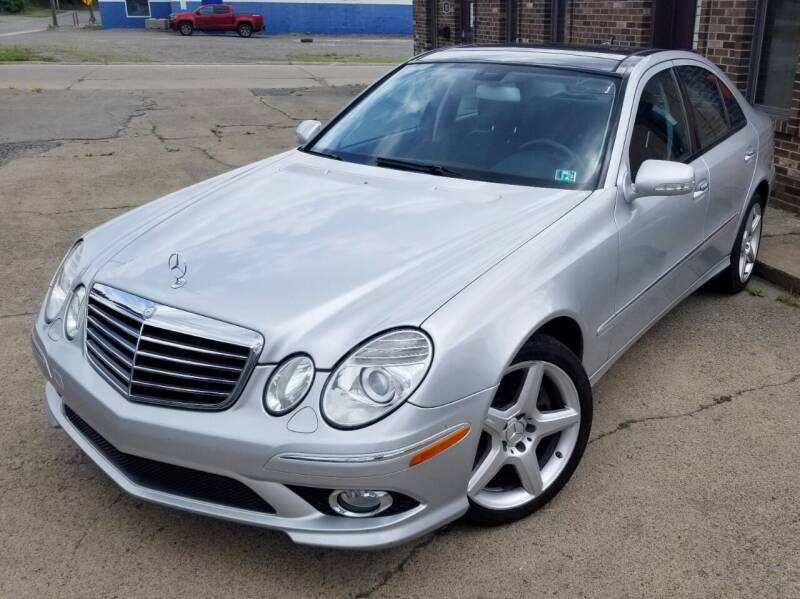 2009 Mercedes-Benz E-Class for sale at SUPERIOR MOTORSPORT INC. in New Castle PA