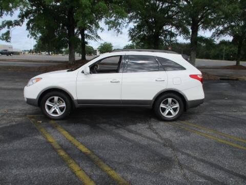 2011 Hyundai Veracruz for sale at A & P Automotive in Montgomery AL