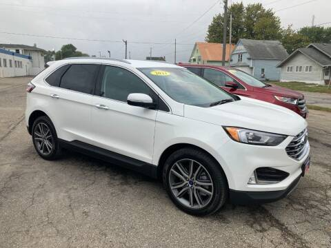 2021 Ford Edge for sale at Albia Motor Co in Albia IA