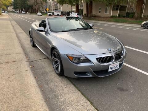 2007 BMW M6 for sale at LG Auto Sales in Rancho Cordova CA