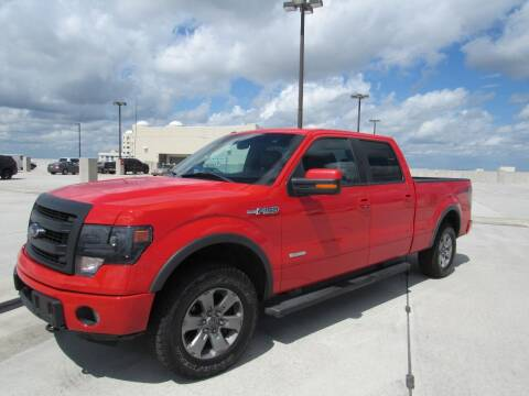 2014 Ford F-150 for sale at United Auto Center in Davie FL