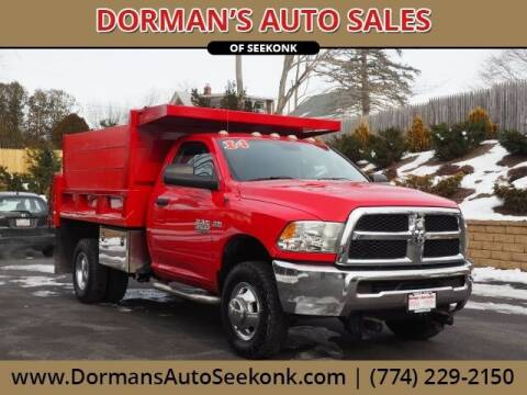 2014 RAM Ram Chassis 3500 for sale at DORMANS AUTO CENTER OF SEEKONK in Seekonk MA