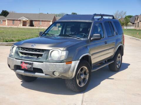 2003 Nissan Xterra for sale at Chihuahua Auto Sales in Perryton TX
