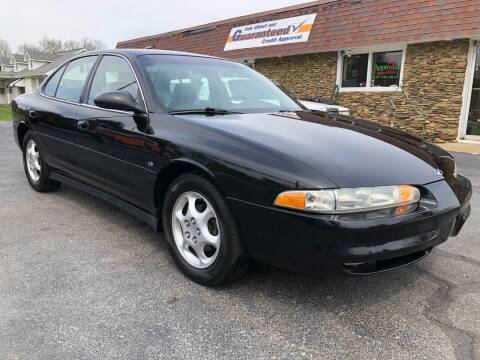 1999 Oldsmobile Intrigue for sale at Approved Motors in Dillonvale OH