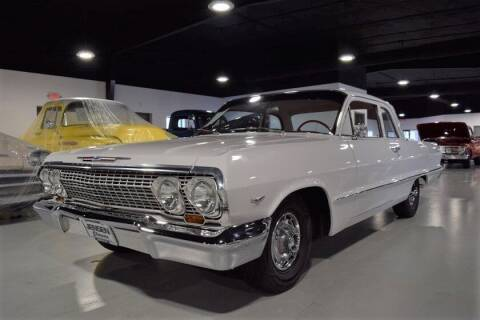 1963 Chevrolet Bel Air for sale at Jensen's Dealerships in Sioux City IA