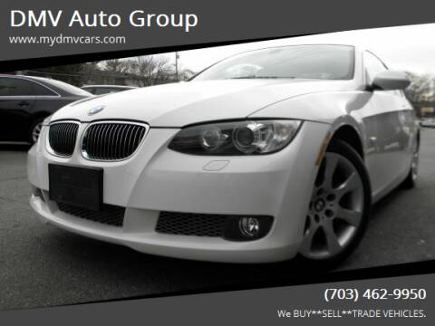 2007 BMW 3 Series for sale at DMV Auto Group in Falls Church VA