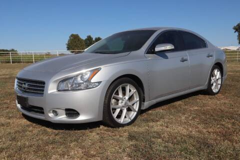 2009 Nissan Maxima for sale at Liberty Truck Sales in Mounds OK