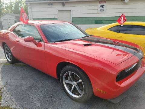 2010 Dodge Challenger for sale at Shaddai Auto Sales in Whitehall OH