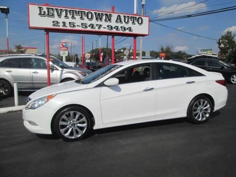 2013 Hyundai Sonata for sale at Levittown Auto in Levittown PA