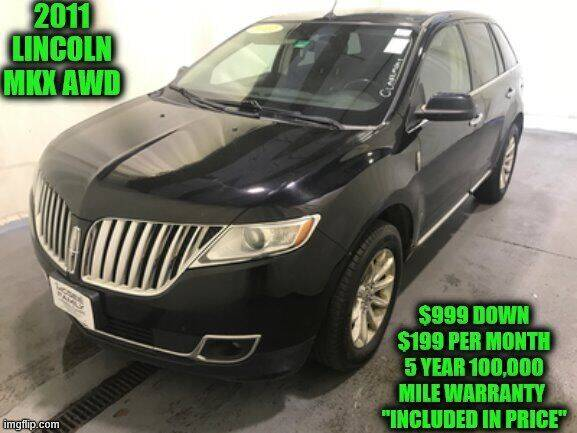 2011 Lincoln MKX for sale at D&D Auto Sales, LLC in Rowley MA