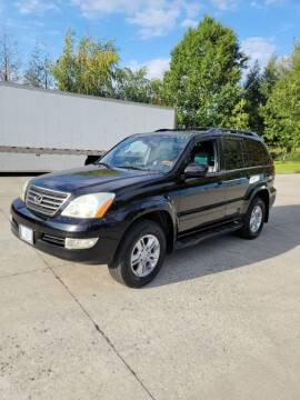 2004 Lexus GX 470 for sale at RICKIES AUTO, LLC. in Portland OR