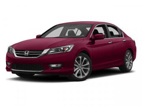 2013 Honda Accord for sale at HILAND TOYOTA in Moline IL