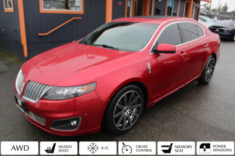 2011 Lincoln MKS for sale at Sabeti Motors in Tacoma WA