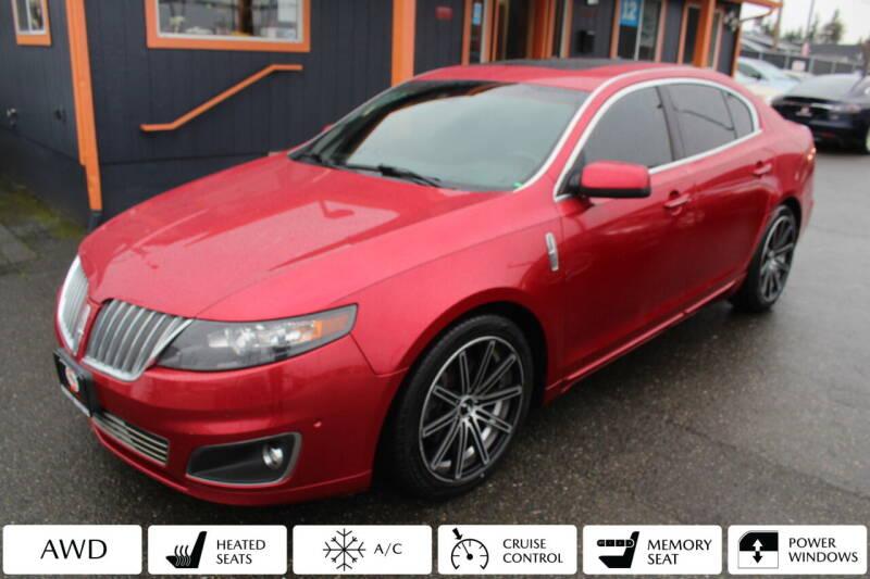 2011 Lincoln MKS for sale at Sabeti Motors in Tacoma WA