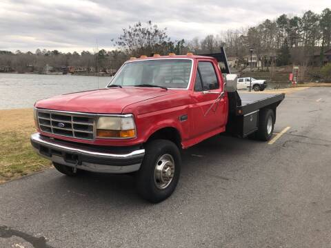 1995 Ford F-450 for sale at Village Wholesale in Hot Springs Village AR