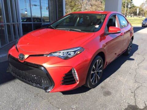2019 Toyota Corolla for sale at Credit Union Auto Buying Service in Winston Salem NC