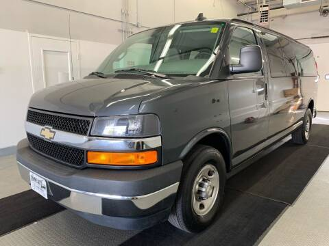 2017 Chevrolet Express Passenger for sale at TOWNE AUTO BROKERS in Virginia Beach VA