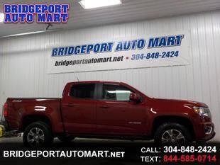 2018 Chevrolet Colorado for sale at Bridgeport Auto Mart in Bridgeport WV