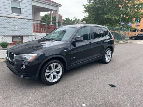 2016 BMW X3 for sale at Sylhet Motors in Jamaica NY