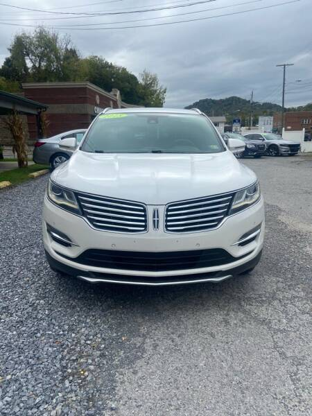 2015 Lincoln MKC for sale at THE AUTOMOTIVE CONNECTION in Atkins VA