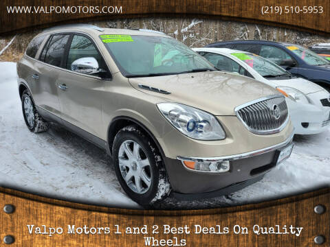 2008 Buick Enclave for sale at Valpo Motors Inc. in Valparaiso IN