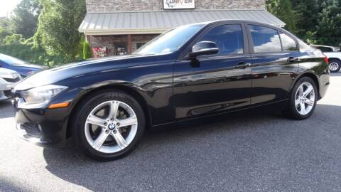 2014 BMW 3 Series for sale at Driven Pre-Owned in Lenoir NC