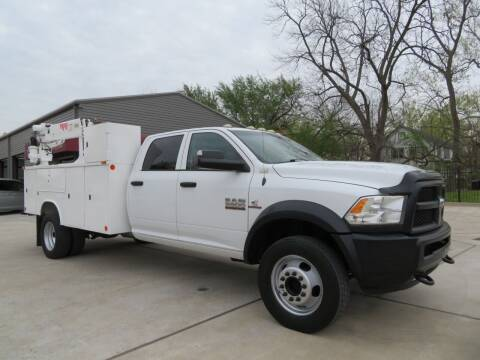 2014 RAM Ram Chassis 5500 for sale at TIDWELL MOTOR in Houston TX