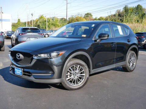 2019 Mazda CX-5 for sale at The Yes Guys in Portsmouth NH