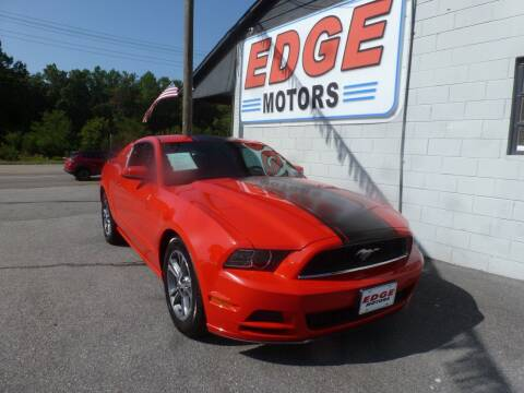 2014 Ford Mustang for sale at Edge Motors in Mooresville NC