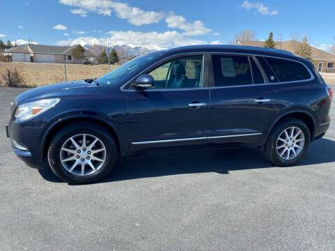 2017 Buick Enclave for sale at Salida Auto Sales in Salida CO