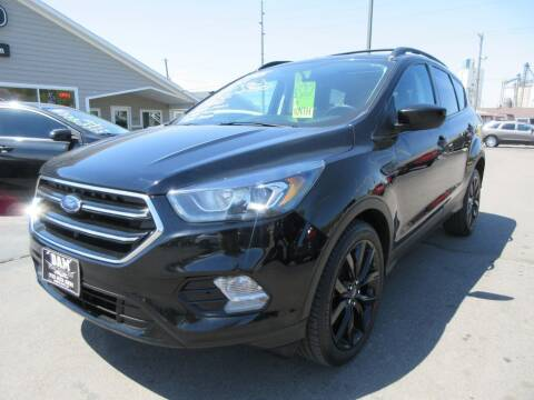 2017 Ford Escape for sale at Dam Auto Sales in Sioux City IA
