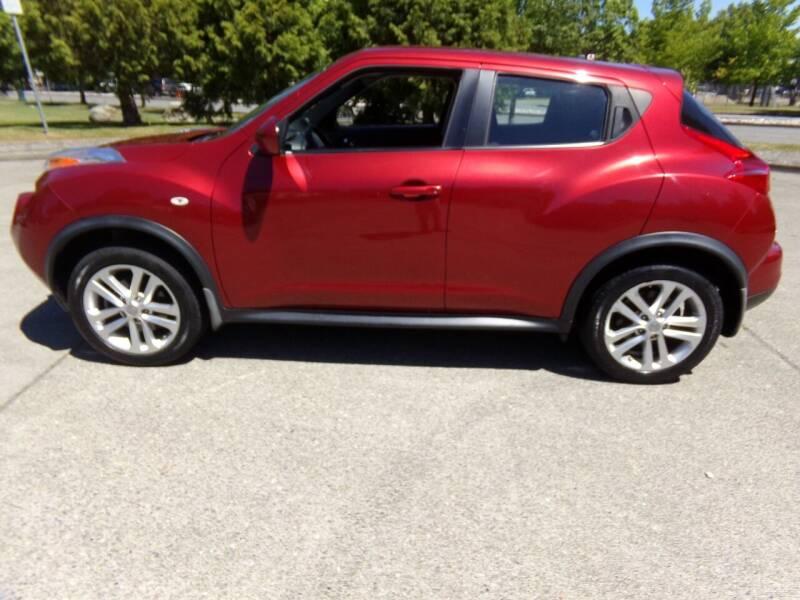 2012 Nissan JUKE for sale at Signature Auto Sales in Bremerton WA