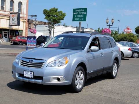 2012 Subaru Outback for sale at Aberdeen Auto Sales in Aberdeen WA